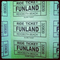 Photo taken at Funland by John D. on 9/8/2013