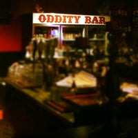 Photo taken at Oddity Bar by John D. on 6/12/2013