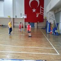 Photo taken at FESA Basketbol by Canan K. on 4/26/2014