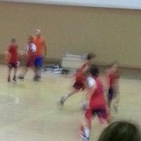 Photo taken at FESA Basketbol by Canan K. on 9/17/2014
