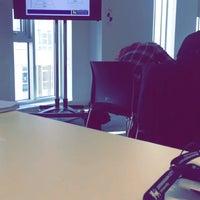 Photo taken at Birmingham City University by Isabelle on 11/13/2015