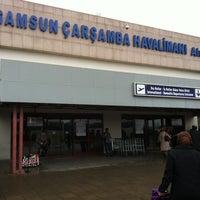 Photo taken at Samsun Çarşamba Airport (SZF) by ozge on 3/28/2013
