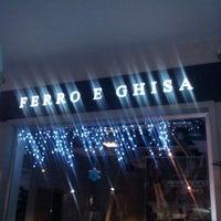 Foto scattata a Ferro e Ghisa da Roberto M. il 12/21/2012