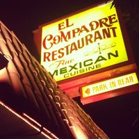 Photo taken at El Compadre by Andrew K. on 2/14/2013