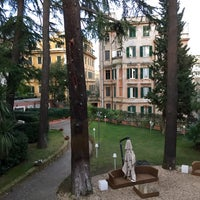 Photo taken at Prime Hotel Principe Torlonia by Patrick W. on 2/13/2015
