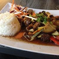 Снимок сделан в Bao Vietnamese Cooking пользователем Patrick W. 8/10/2014