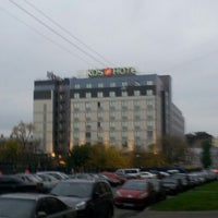 Снимок сделан в Sokos Hotel Olympia Garden пользователем Evgeniya 😸 G. 10/19/2012