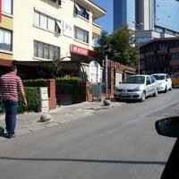 6/27/2013 tarihinde Murat Çetinziyaretçi tarafından Funda Cafe & Patisserie'de çekilen fotoğraf