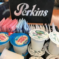 Photo taken at Perkins Restaurant & Bakery by Livia P. on 1/6/2017