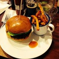 2/24/2014にGeetaがGourmet Burger Kitchen (Trafford Centre)で撮った写真
