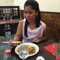 Photo taken at Lucky Wok by Mario on 6/7/2014