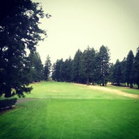 Photo taken at Glendoveer Golf Course by Albert C. on 10/1/2014