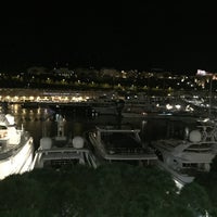 Photo taken at Port Palace Hotel Monte Carlo by Kait on 4/20/2017
