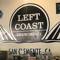 7/12/2018에 Frank G.님이 Left Coast Brewery에서 찍은 사진