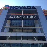 8/25/2013 tarihinde Levent A.ziyaretçi tarafından Novada Ataşehir'de çekilen fotoğraf
