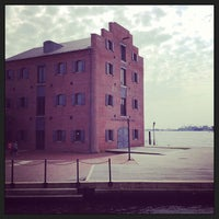 Photo taken at Frederick Douglass-Isaac Myers Maritime Park by Jamie G. on 8/11/2013