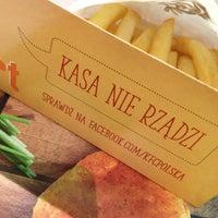 Photo taken at KFC by Kuba N. on 12/16/2015