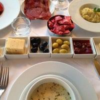 Photo taken at Boğaziçi Borsa Restaurant by Ferral on 7/10/2013
