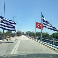 Photo taken at Greece Kipoi Border Station by Ferral on 6/21/2013