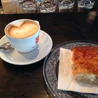 Photo taken at Café de Paris by LeenO on 12/24/2014