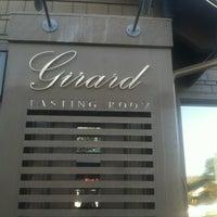 Photo taken at Girard Winery Tasting Room by LeenO on 9/13/2013