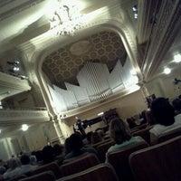 9/21/2012에 William O.님이 Escola de Música UFRJ에서 찍은 사진