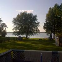 Photo taken at Pigeon Lake by Natasha L. on 8/16/2013