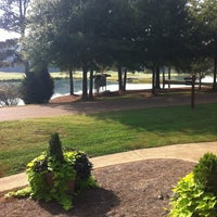 Photo taken at Barnsley Resort by Kaylan on 10/6/2012