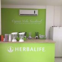 Photo taken at Espaço Herbalife Fórum by Marcos L. on 1/8/2013