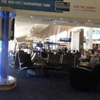 Photo taken at Gate D25 by Fernando T. on 12/20/2012