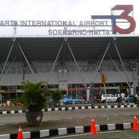 Photo taken at Terminal 3 by Bouncu S. on 3/4/2013