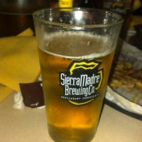Photo taken at Sierra Madre Brewing Co. by Diego L. on 2/25/2013