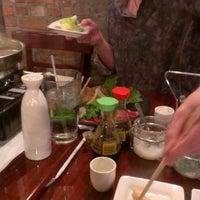 Photo taken at Koji's Sushi & Shabu Shabu by Joe J. on 11/25/2012