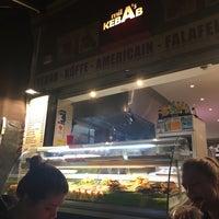 Photo taken at Mila's Kebab by Katrin T. on 2/20/2017