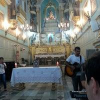Photo taken at Igreja Nossa Senhora do Carmo da Lapa do Desterro by Bernardo R. on 12/13/2015