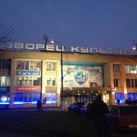 Снимок сделан в ДКиТ МАИ пользователем Nadezhda 10/20/2012