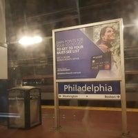 Photo taken at West Philadelphia by T'Shurah D. on 11/3/2017