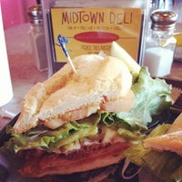 Photo taken at Midtown Deli by Patrick L. on 11/29/2013