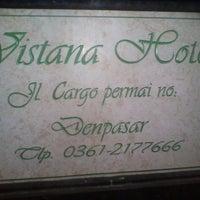 Photo taken at Vistana Hotel by Joe I. on 3/18/2013