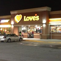 Photo taken at Love's Travel Stop by Lee on 10/12/2013