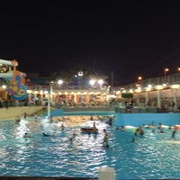 Photo taken at Water Park by Alawi Husain A. on 6/18/2014