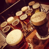 Photo taken at Victory Brewing Company by Kyle D. on 2/2/2013