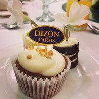 Photo taken at Dizon Farms FTI by Kaye S. on 7/31/2013