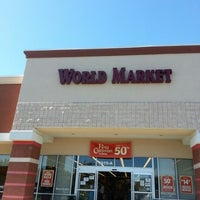 Photo taken at World Market by Glenn N. on 10/11/2012