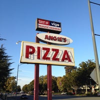 Photo taken at Angie's Pizza Italian Restaurant by John L. on 10/3/2013