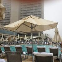 Photo taken at Hilton Tel Aviv by Gunel on 5/3/2013