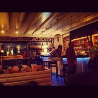 Photo taken at Grand House Coffee Bar & Suites by Despina ✈ M. on 10/27/2012