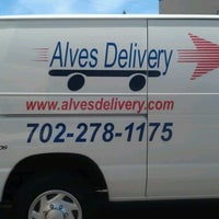 Photo taken at Alves delivey by Sherry A. on 9/16/2012