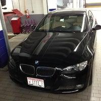 Photo taken at Perillo BMW by Rasheed on 11/27/2012