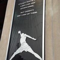 Photo taken at Niketown Chicago by Rasheed on 10/11/2012
